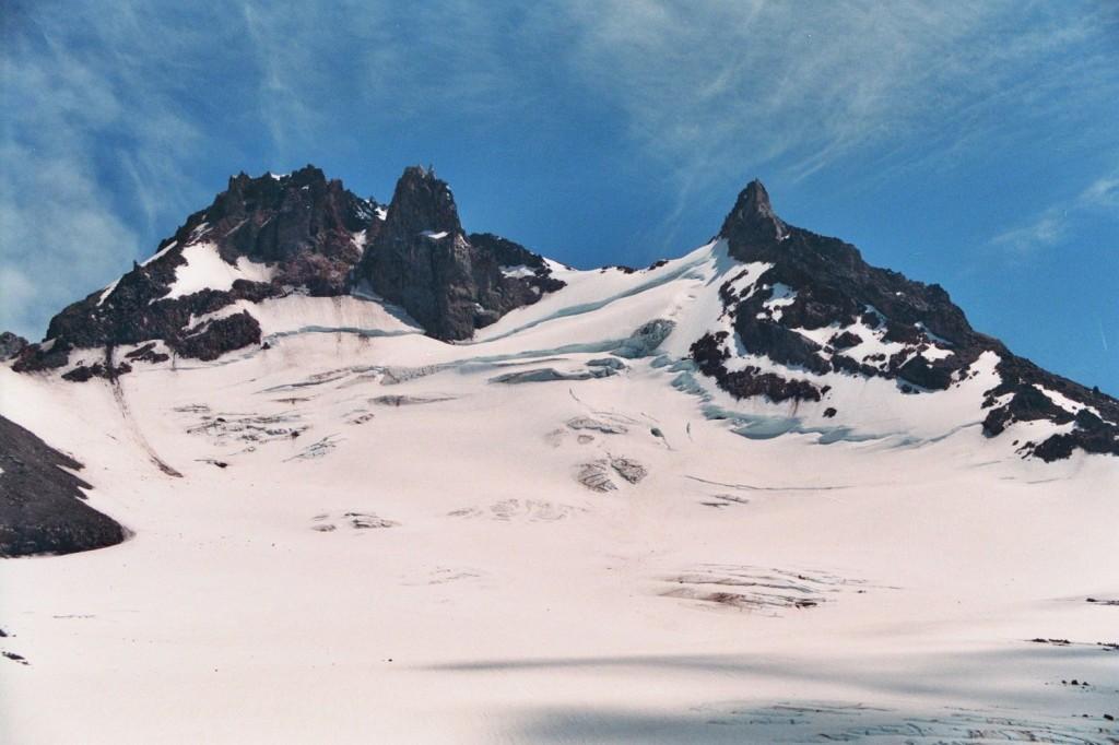 Mt. Jefferson in Central Oregon.