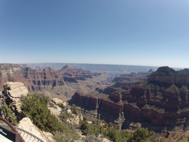 It is places like the Grand Canyon that make me feel the most alive